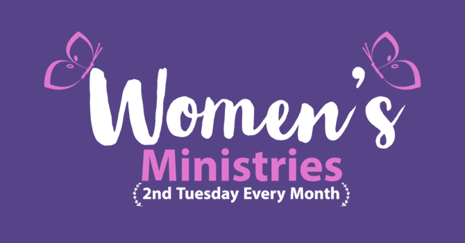 Women's Ministry Small Group Meeting