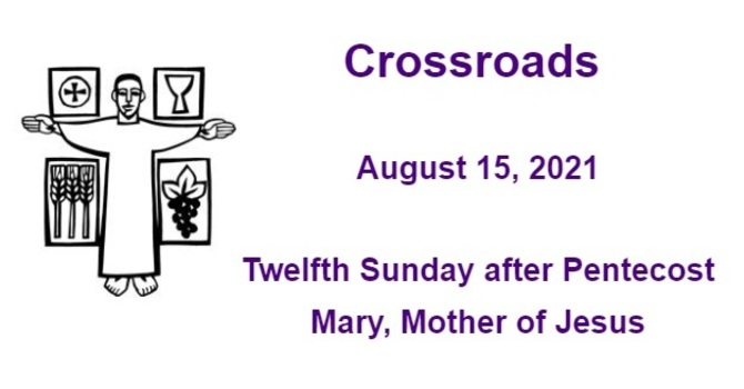 Crossroads August 15, 2021 image