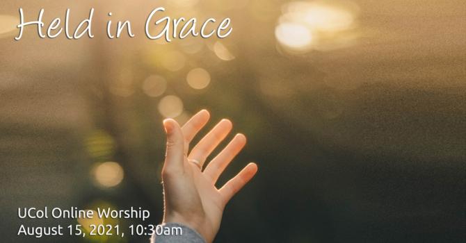 Held in Grace