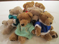 Anglican foundation hope bears