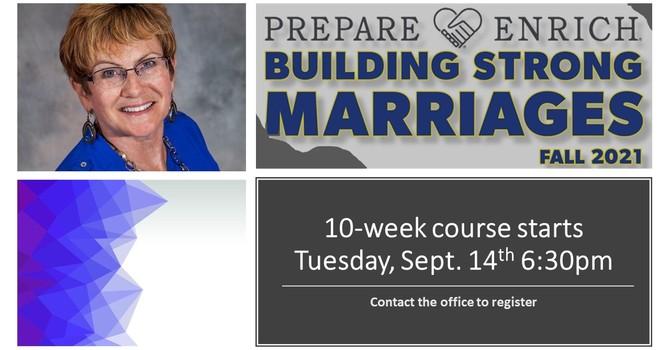 Prepare/Enrich Marriage Course