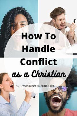 How Should Christins DisGREE