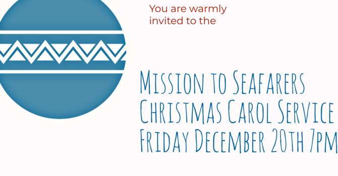 Mission Christmas Carol Service