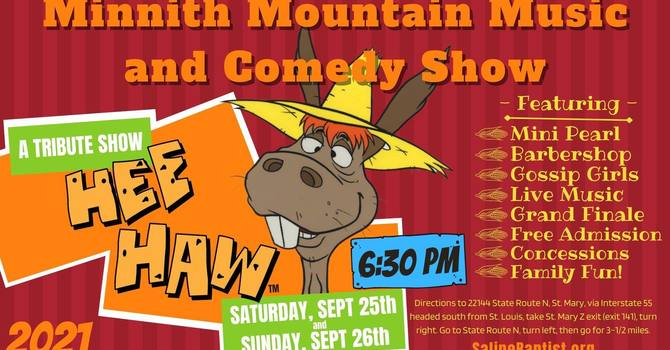 Minnith Mtn. Music & Comedy Show