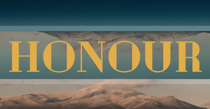 Honour - Part I