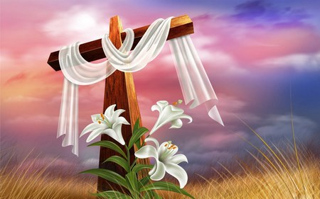 Easter and Holy Week Around the Diocese