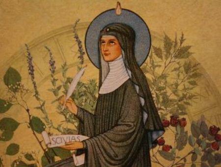 Feast of St. Hildegard