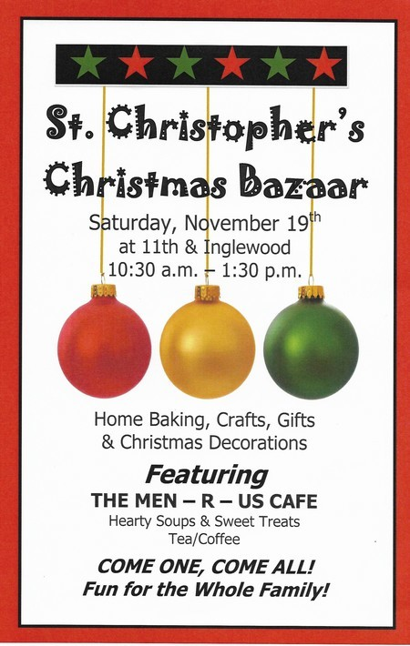 5 Star Christmas Bazaar and Cafe