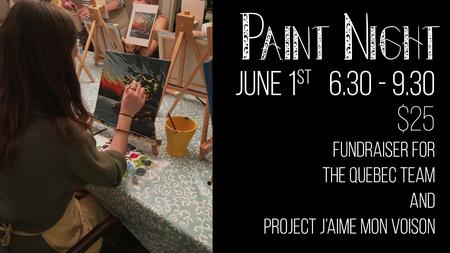 Paint Night @ BBC!