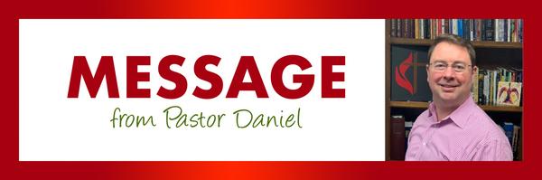 Pastor Daniel Thueson