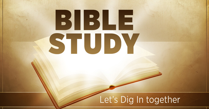 Youth Bible Study & Supper