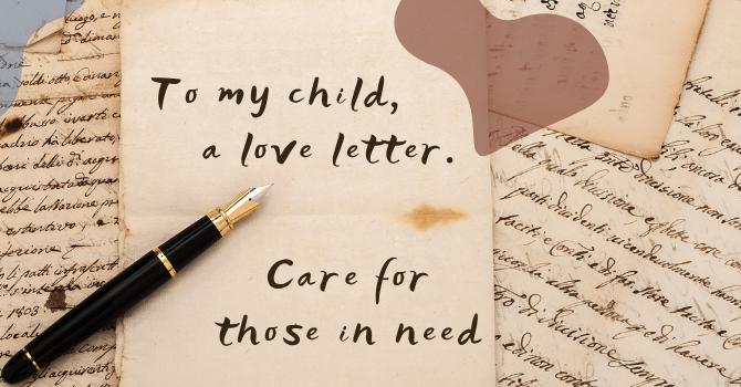 To My Child: