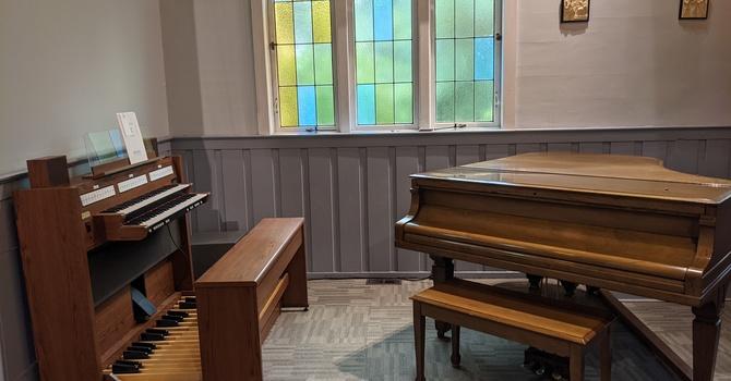 New piano! image