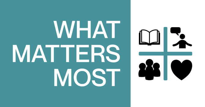 What Matters Most Part 2