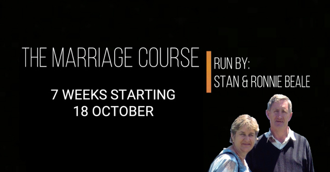 The Marriage Course - with Stan & Ronnie Beale