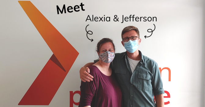 A Year at MP with Alexia & Jefferson image