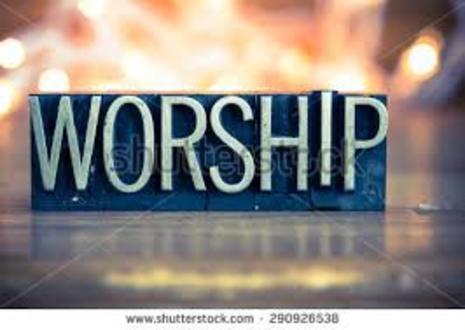 Worship ministries