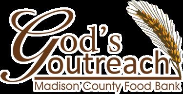 God's Outreach Madison County Food Bank