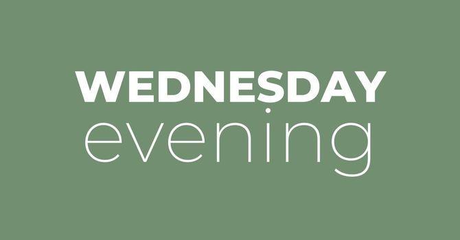 Wednesday Service Resumes image