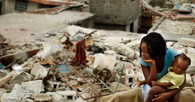 PWRDF Accepting Donations for Haiti Earthquake Relief image