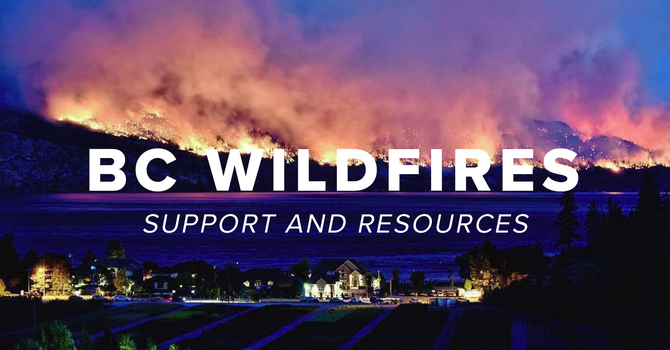 BC Wildfire Support & Resources image