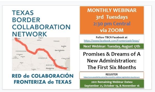 Texas Border Collaboration Network