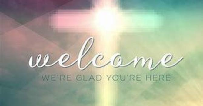 WELCOME BACK SUNDAY! image