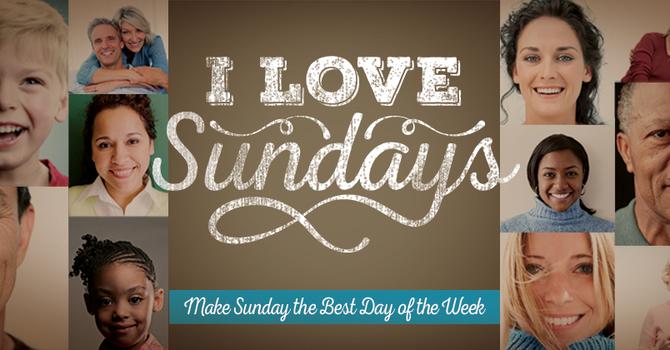 I Love Sundays Small Group Campaign image
