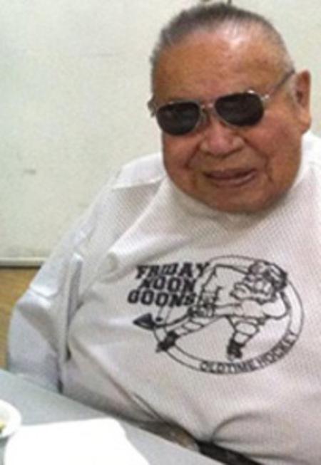 Pastoral Elder BERT SEYMOUR has died