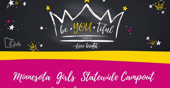 Girls Statewide Campout