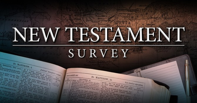 Individuals of the New Testament