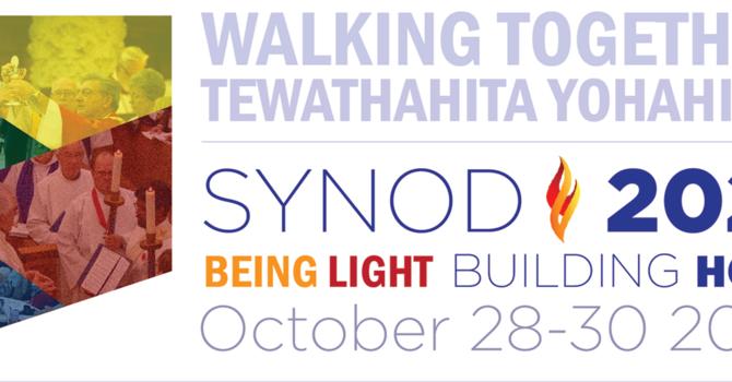 Synod 2021 Ministry Expo