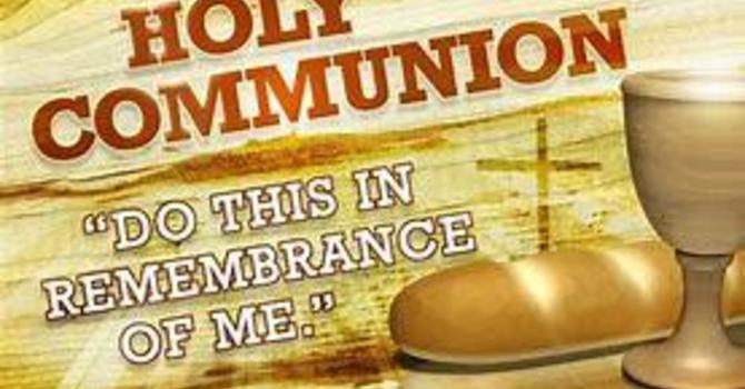 Communion Class for First Grade Students