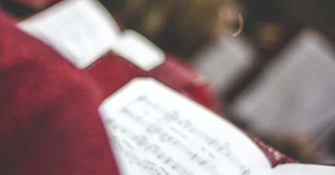 Choral bursaries 2021-22 image