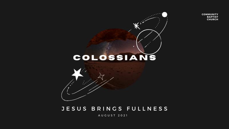 Fullness of Ministry