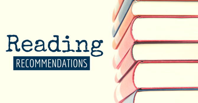 Summer 2019 Book Recommendations image
