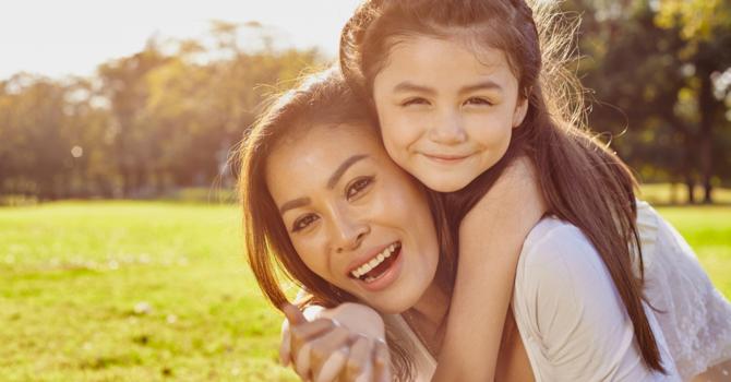 Mother/Daughter Retreat