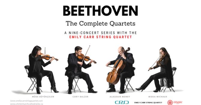 Beethoven - The Complete Quartets (Concert 9)