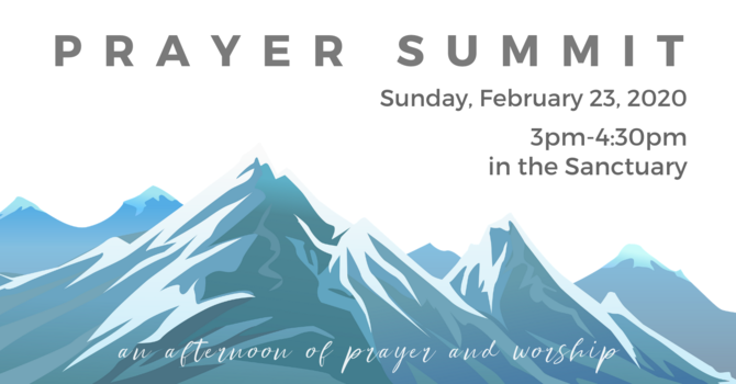 Prayer Summit