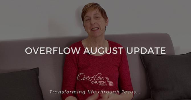 Overflow August Update image