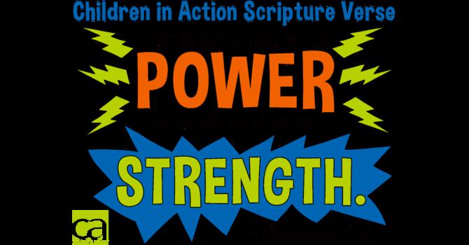 Children in Action (Grades 1-5) image