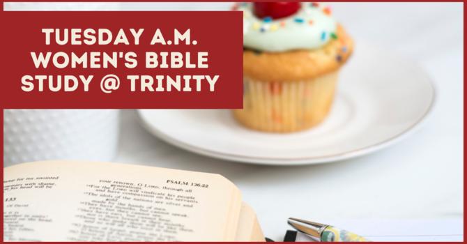 Tuesday A.M Women's Bible Study