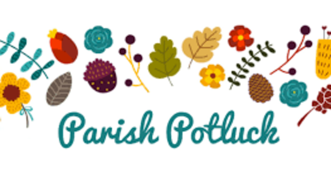 Parish Potluck