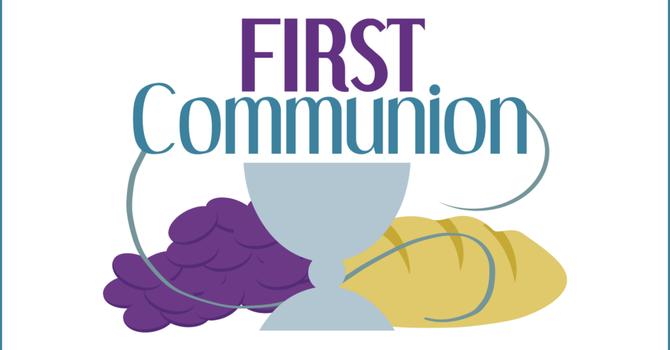 First Communion Enrolment Mass 9:00 (Gr. 2)