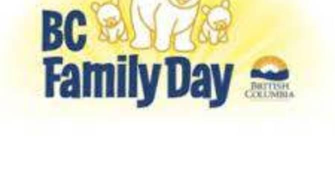 B.C. Family Day: No school