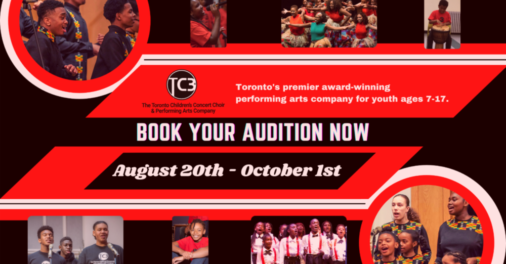 TC3 Open Auditions