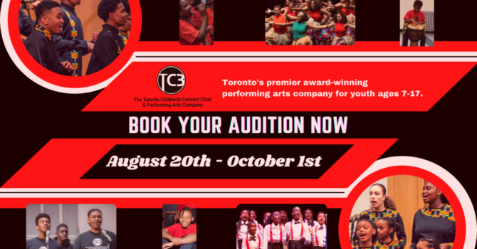 TC3 Open Auditions image