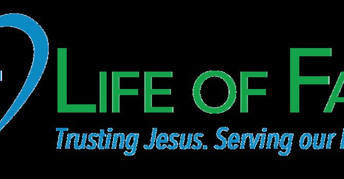 Life of Faith image