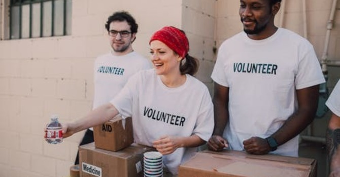 Spirituality of Volunteering image