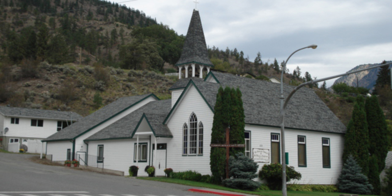 St Andrews and St Mary's, Lillooet